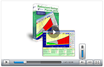 personal retirement planning software for consumers torrid